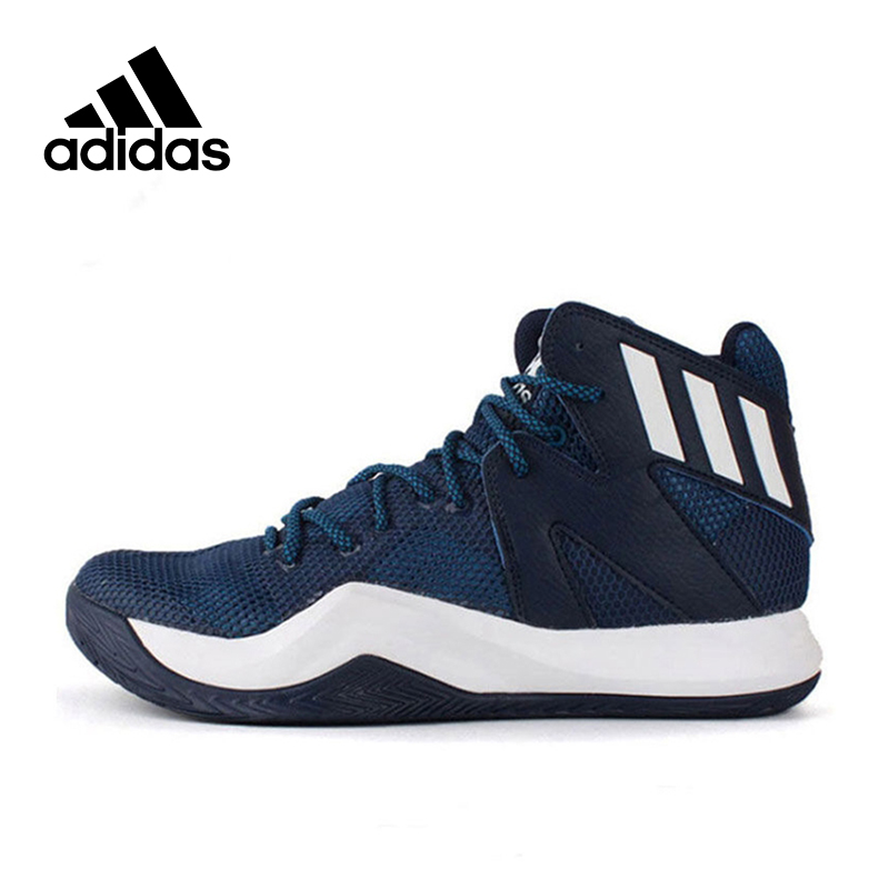 Original New Arrival Authentic Official Adidas Men's Basketball Shoes Original Sneakers Comfortable Fast Free Shipping original li ning men professional basketball shoes