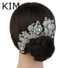 popular side tiaras buy cheap side tiaras lots from china side