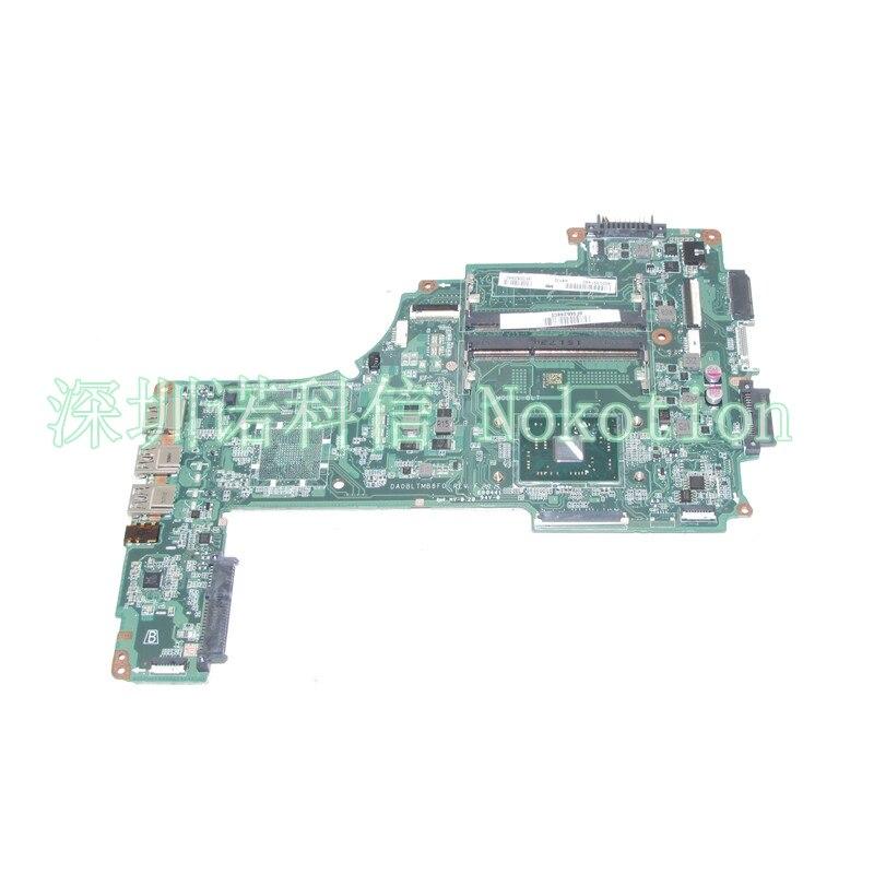 NOKOTION A000391440 DA0BLTMB8F0 laptop motherboard For toshiba satellite C55DT C55DT-C A8-7410 2.2Ghz CPU Mainboard full works new 15 6 for toshiba satellite c55dt a5241 c55dt a5306 c55dt a5307 c55dt a5106 c55dt a5305 touch screen glass panel digitizer