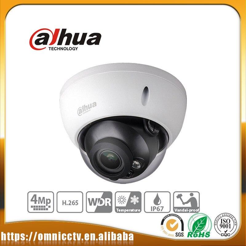 DaHua 4MP CCTV POE Camera IPC-HDBW4431R-AS IP H.265 SD Card Audio Alarm Motion Detection IP67 Security Surveillance Camera ipc 9600 cctv tester ip