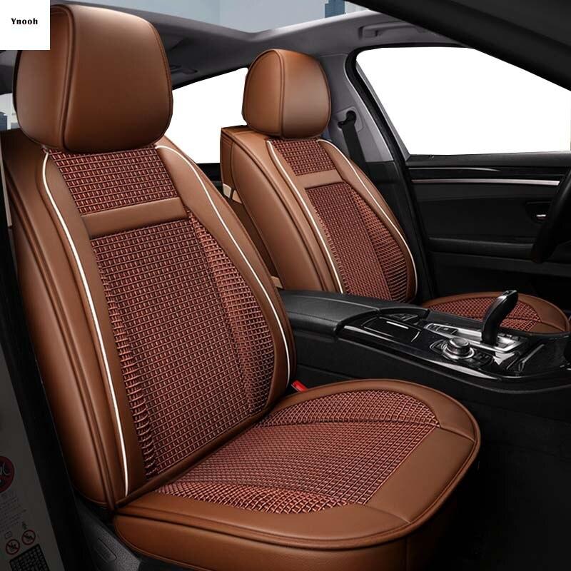Ynooh housses de siège de voiture pour opel vectra c b astra k zafira un meriva Antara accessoires couvre pour véhicule