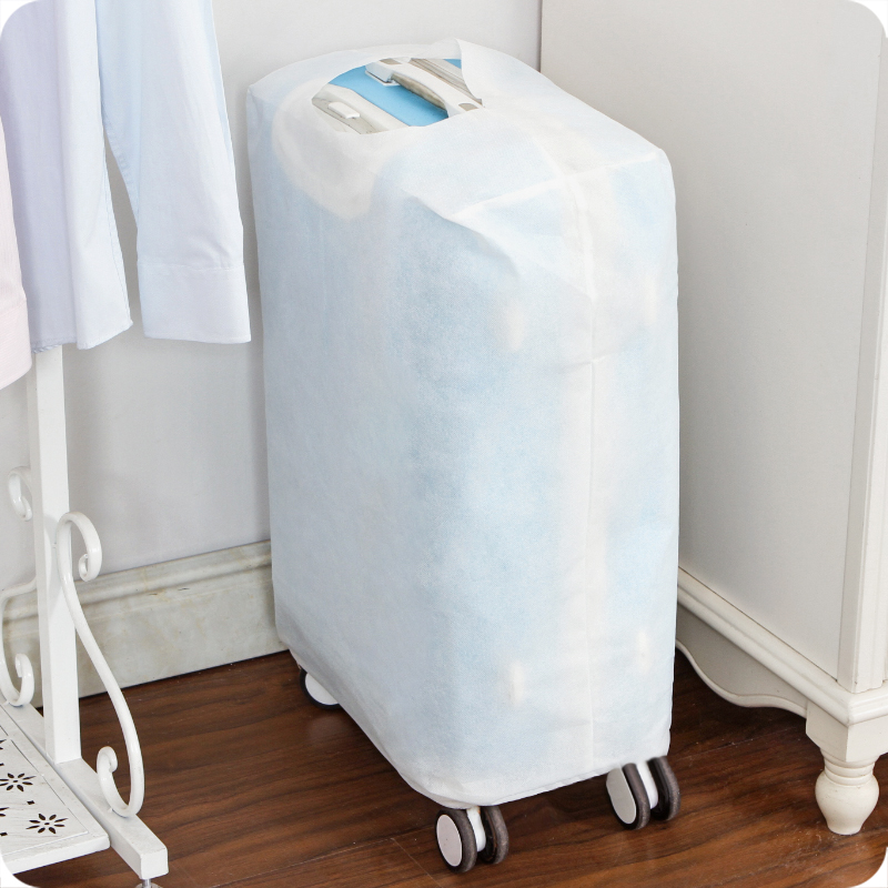 Foldable storage bag travel Organizer non-woven luggage case waterproof anti-fouling dust cleaning suitcase protection bag-66700