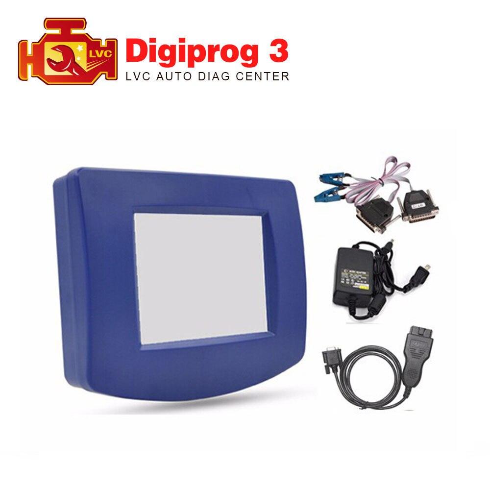 Цена за Самые Продаваемые DIGIPROG III Digiprog 3 бд версия OBD2 ST01 ST04 Кабеля Digiprog3 с Полный Программное Обеспечение многоязычная бесплатная доставка