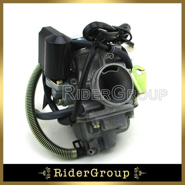 carburetor for pd24j baja ba150 at150ss carter talon 150cc atv dn150 go kart