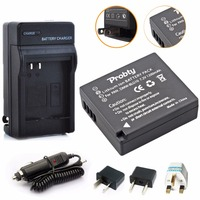 Probty DMW BLG10 DMW BLG10 Battery Charger For Panasonic Lumix DC ZS70 DMC GX80 DMC GX85