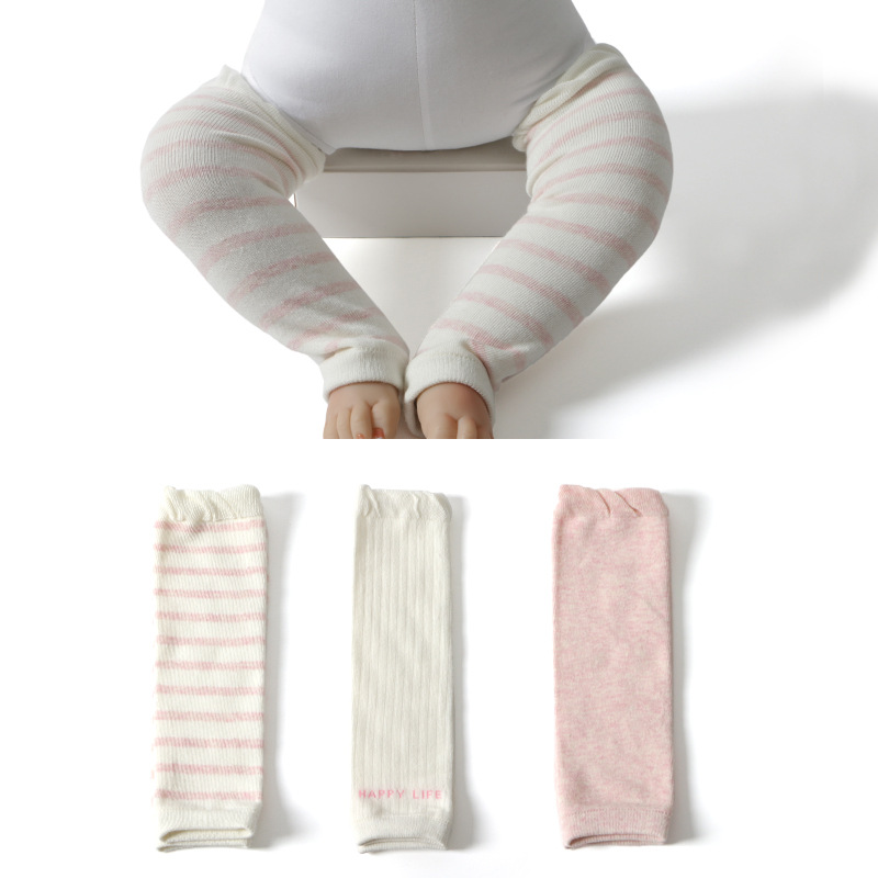 MYUDI-3-pairsLot-Children-Leg-Warmer-Cotton-Long-Baby-Knee-Pads-Protector-Safety-Crawling-Infants-Elbow-Cushion-1