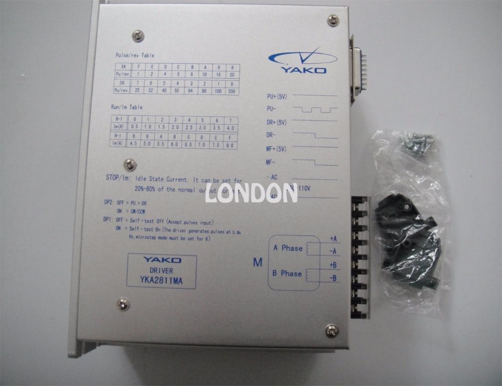 YAKO stepper motor driver,YKA2811MA for cnc machine