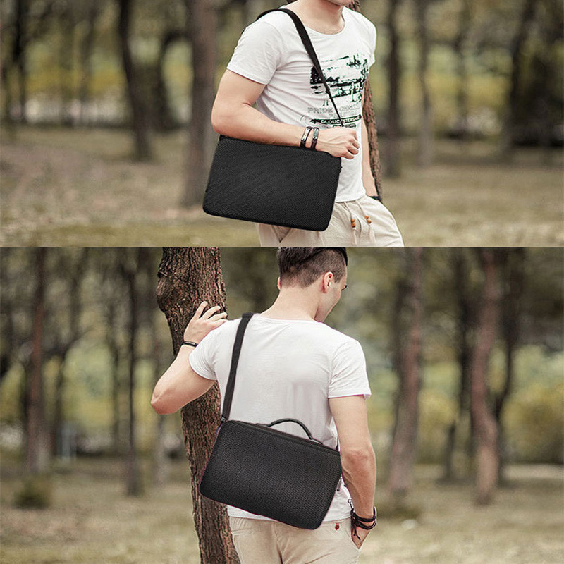 For DJI Spark Drone Messenger Shoulder Bag Carrying Handbag Hard Shell Case Waterproof Portable Battery Accessories Storage Box
