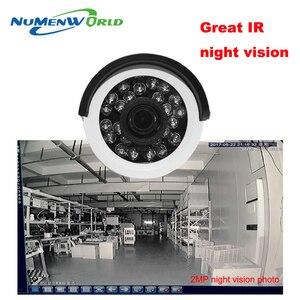 Image 4 - Luz das estrelas Full HD 960 p 1080 p Ao Ar Livre Câmera IP Inteligente Infravermelho Câmera de Vigilância IP ONVIF Detecção de Movimento de Alerta de E mail