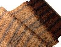 2pcs Lot L 2 5Meters Width 60cm Acid Twig Bark Wood Veneer Loudspeaker Shell Veneer