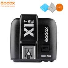 Godox X1T-S 2.4G Wireless Flash Trigger Transmitter for Sony A77ll A7ll A7R A58 A99 ILCE6000L A6500 etc. with TTL HSS 1/8000s