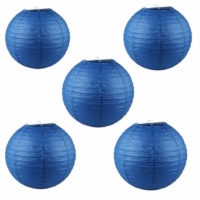 12 pack navy chinese paper lantern lamp shades for wedding marquee 12 pack navy chinese paper lantern lamp shades for wedding marquee boy baby shower hen aloadofball Gallery