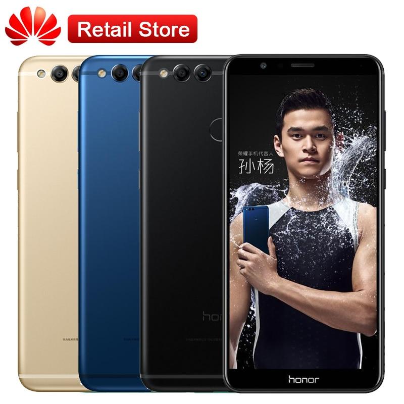 Huawei Honor 7X 4GB RAM 32GB ROM 5 93 Octa Core Full View Screen 2160 1080P
