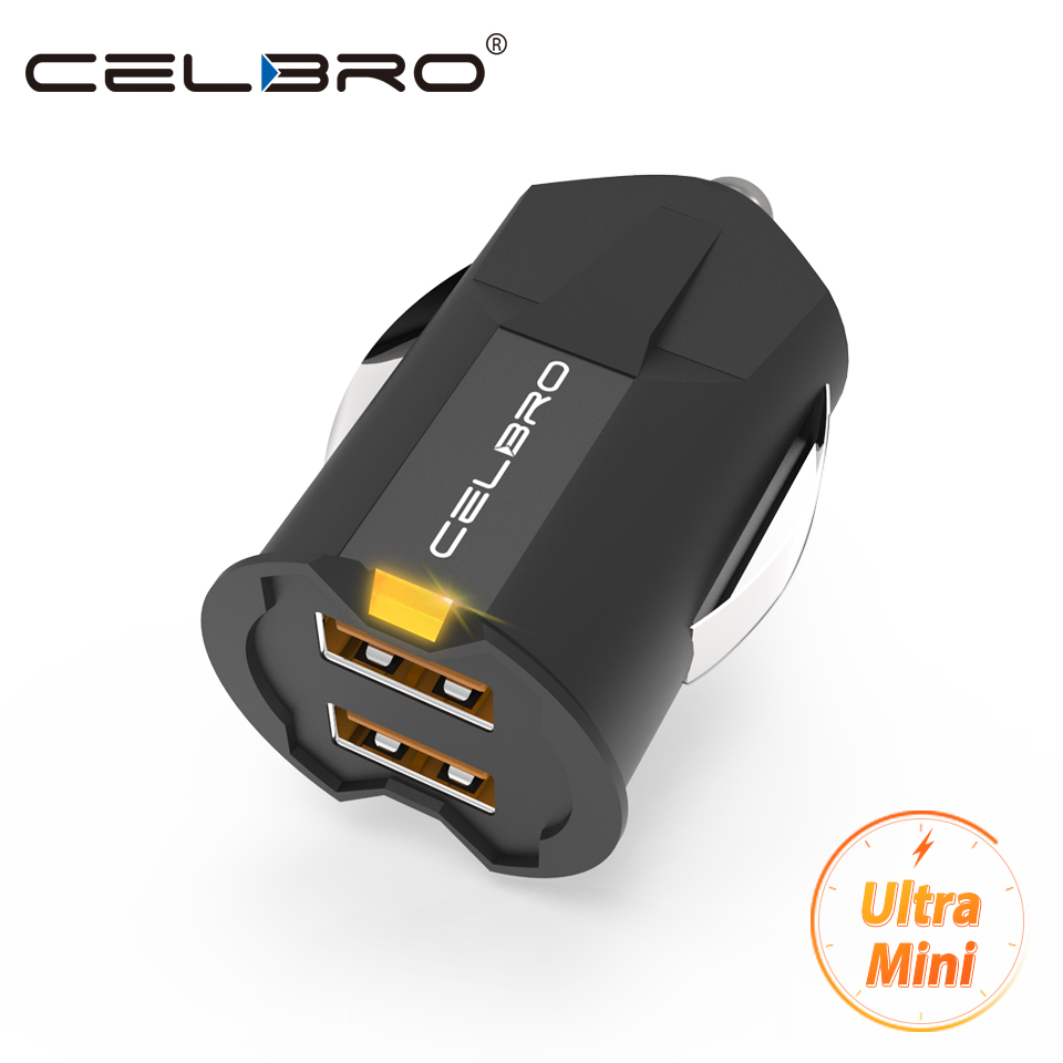smallest mini usb car charger adapter 2a car usb charger. Black Bedroom Furniture Sets. Home Design Ideas