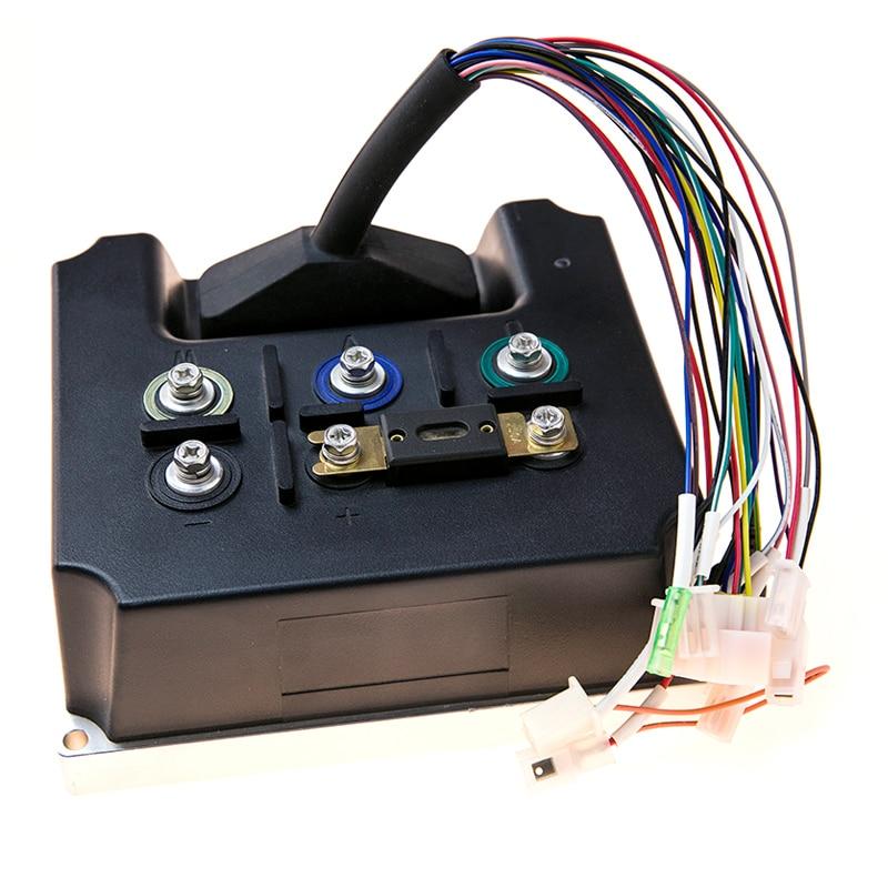 BLDC 96V 120A 5 5KW Programable sine wave controller/DC