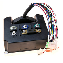 Sabvoton controller 72V200S  Sine Wave Controller SSC MQ72250 250A 72V for electric wheel hub motor a1h25s mercury conductive slip ring 250a electric rotating joint mercotac m1250