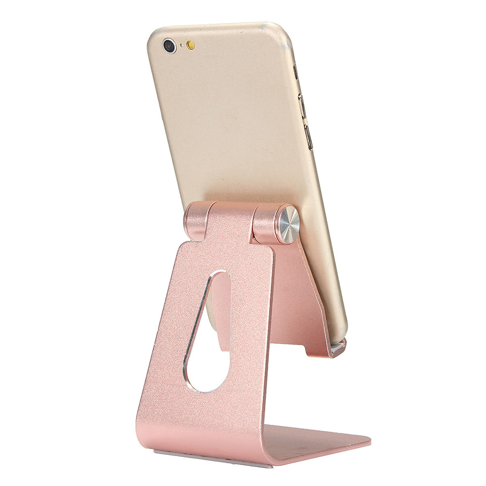 Universal Aluminum Table <font><b>Desk</b></font> Mount <font><b>Stand</b></font> Holder Cradle for Table Mobile <font><b>Phone</b></font>