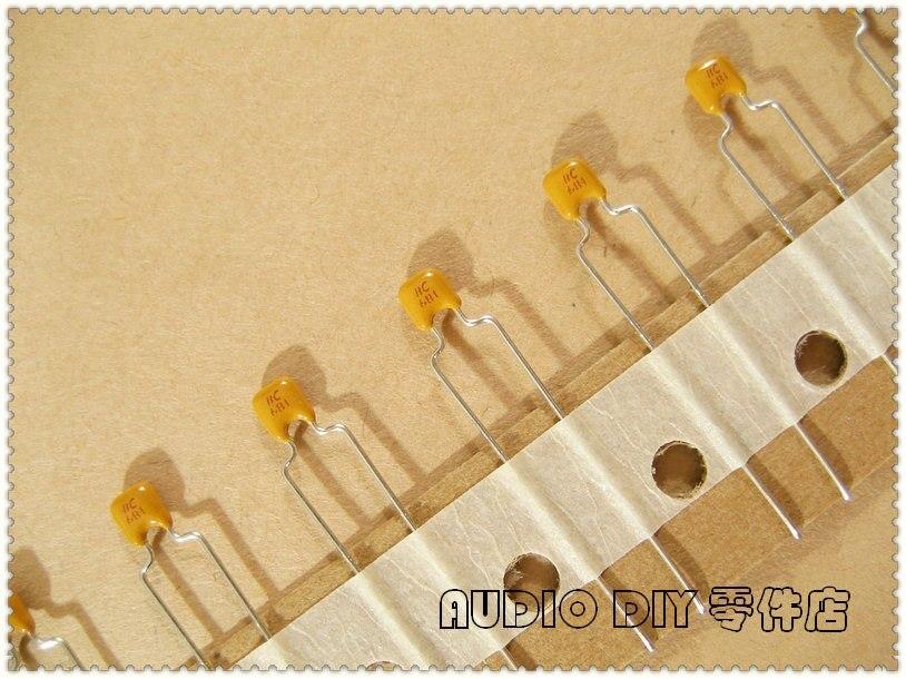 20PCS/100PCS Phili BC 680pF 50V 50V680pF 5% C0G (NP0) Multilayer Ceramic Capacitor 0.68nF50V0.68nF 68150V681