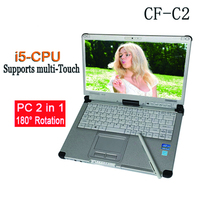 High quality Toughbook CFC2 CF C2 laptop Toughbook for Panasonic CF C2 for SD C3 C4 C5 alldata diagnostic tool DHL Free Shipping