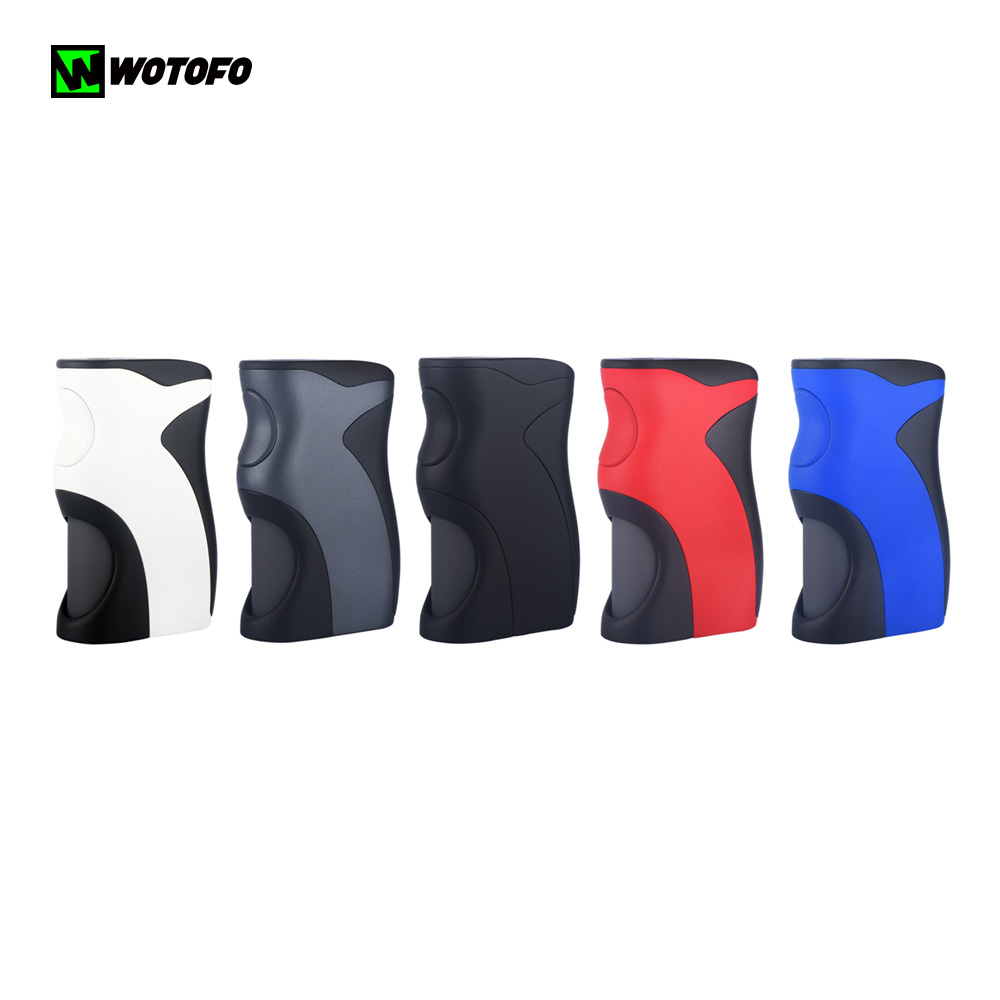 Original Wotofo Recurve Squonk Box Mod without 18650 20650 20700 21700 8ML Vape Mod for Wotofo Recurve RDA electronic cigarette цена