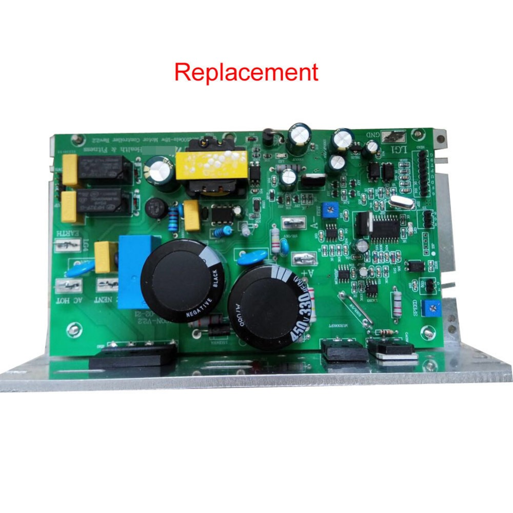 Treadmill Motor Controller Mc2100els 18w Lower Control Board Power Speed Schematic Supply For Icon Proform In Ac Dc Adapters From Consumer Electronics On