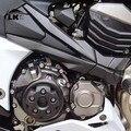 Мотоцикл Аксессуары Z750 Z800 Двигателя Статора Обложка ЧПУ Двигателя Защитная Крышка Протектор Для KAWASAKI Z750 Z800 08-16 2009