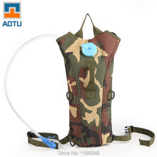 3L Hydration Backpack Water Bag For Camping System Bladder Water Bag Pouch Hot Sale