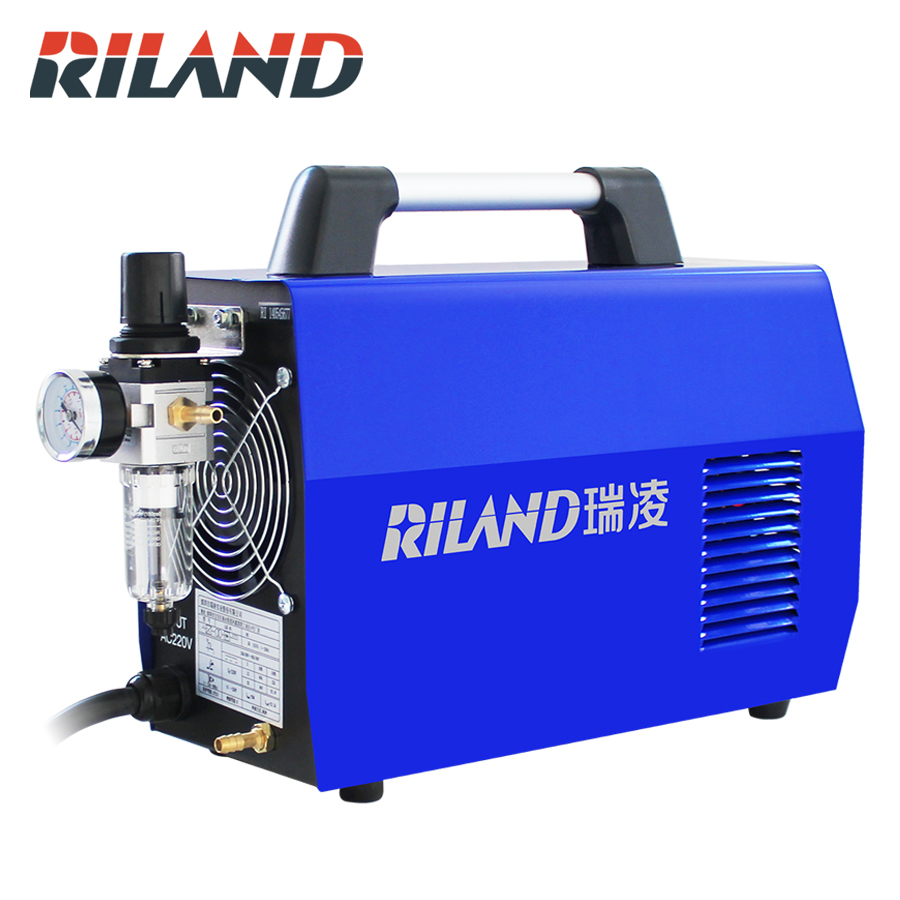RILAND LGK 40 CUT 40 Plasma Cutting Machine  220V Voltage Plasma Cutter With PT31 Welding Cut Accessoriesr Carbon Steel Cutting