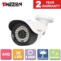 Tmezon AHD 720P 1.0MP 960P 1.3MP 1080P 2.0MP Security Surveillance Camera Waterproof CCTV 36p IR Led Night Vision Up to 100ft