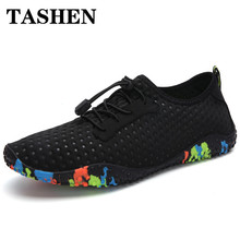 Summer Unisex Water Shoes Men Women Breathable Barefoot Quick-Drying Non Slip Beach Swimming Sneakers Man Outdoor Aqua Shoes summer unisex water shoes beach sandals man women breathable quick drying lightweight anti slippery outdoor sandals casual shoes