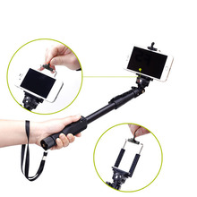 New Phone Selfie Stick Bluetooth Extendable Handheld Tripod Monopod For iPhone Samsung Gopro DSLR Camera GDeals