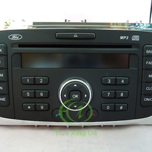 Один CD-диск радио BS7T-18C939-EC с MP3 для автомобиля ford cd-плеера