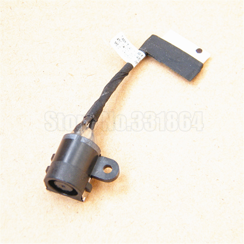New Laptop Charging Port Socket Connector For <font><b>Dell</b></font> Latitude 3480 <font><b>3580</b></font> DC Jack Cable 450.0A101 image