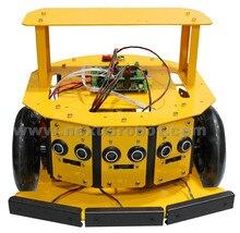 2WD Mobile font b Robot b font font b Kit b font 10004