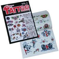Hot Koop Boek Tattoo Traditionele Chinese Schilderen Tattoo Flash GRATIS VERZENDING