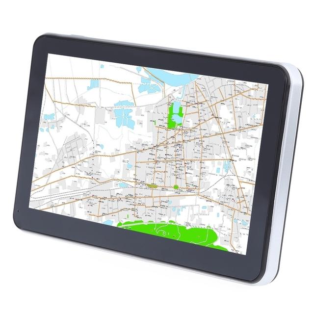 7 inch Car Navigation GPS System