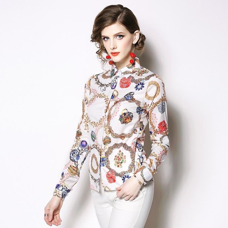 women runway blouses