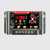 1pc x 30A 12V 24V Auto intelligence PV home system Charge Controller Regulator SL02B 30amps Wincong regulator