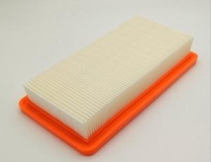 Моющийся фильтр karcher для DS5500,DS6000,DS5600,DS5800, 2 шт./лот, запчасти для робота-пылесоса Karcher 6,414-631,0 hepa фильтры