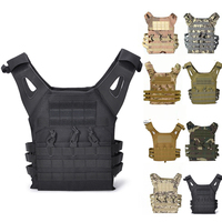 Hunting Tactical Body Armor JPC Plate Carrier Vest Ammo Magazine Chest Rig Airsoft Paintball Gear Loading Bear Vests
