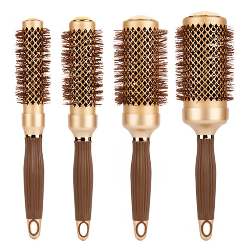 Salloni Flokor Themal i Artë Nano Qeramike Flokë Kaçurrelash - Kujdesi dhe stilimi i flokëve