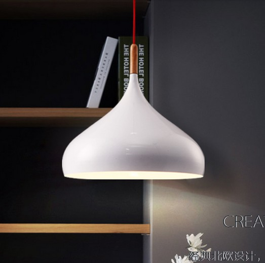 LED Wooden Droplight Industrial Wind Simple Modern Pendant Light Fixtures For Living Dining Room Bar Hanging Lamp Home Lighting fashion guitar led droplight modern lustre crystal pendant light fixtures for living dining room hanging lamp home lighting