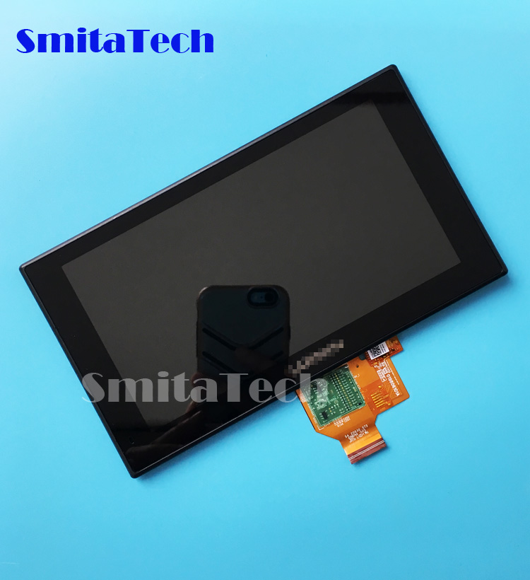 6.1 Inch LCD Display With Frame For Garmin Nuvi 2699 2698LMT 2699LMT-D 2639LM 2639LMT With Capacitive Touch Screen Digitizer