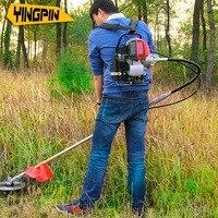 Бензопилы земля шнеки садовый измельчитель трава 2018 новая модель мотор триммер хедж триммер газонокосилка бревно разветвители полюсные пи