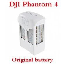 100% Original DJI Phantom 4 Battery 15.2V 5350mAh Intelligent Flight LiPo Battery DJI Phantom 4 Spare Parts  (In stock)