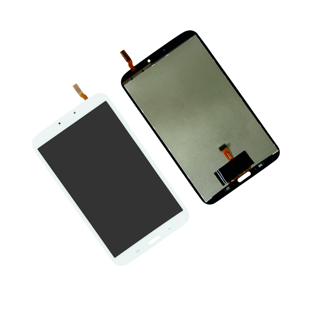 Touch Screen Digitizer LCD Display For Samsung Galaxy Tab 3 8.0 SM-T310 TouchScreen Assembly Tablet Panel Repair Parts White lcd display touch screen digitizer assembly replacements for samsung galaxy tab e t560 sm t560nu 9 6 free shipping
