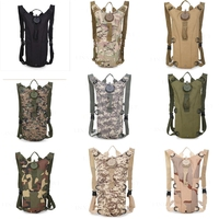 9 Color Free Shipping Hydration Backpack With 3L Bladder Water Bag Water Backpack Great For Hunting