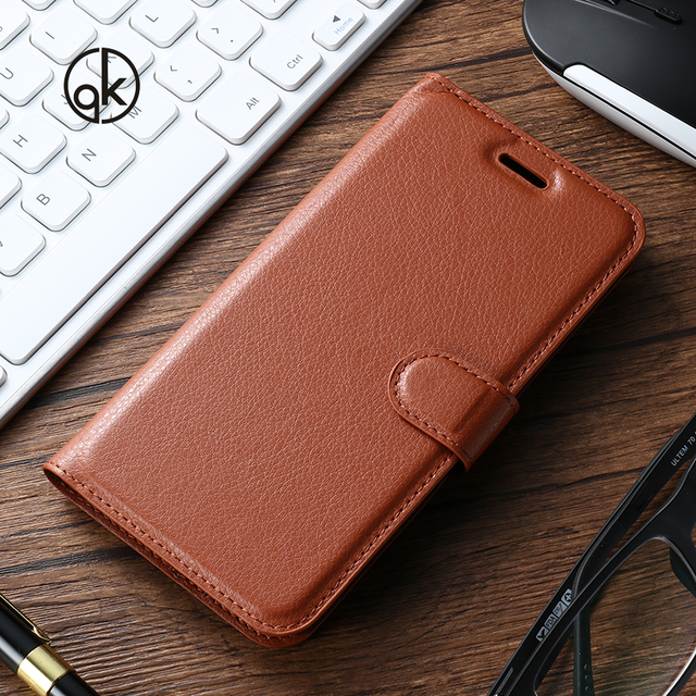 AKABEILA Flip PU Leather Phone Cases For ZTE Prestige 2 N9136 Phone Cover Wallet With Card Holster  Shell Coque Back Fundas