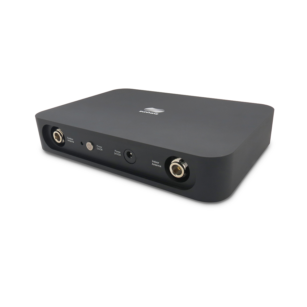 Sunhans nouveau amplificateur de gain de signal de téléphone portable haute puissance 10 W 40DBm 900 Mhz GSM répéteur de signal 2G 3G 4G gain 85DBi 10000 squar