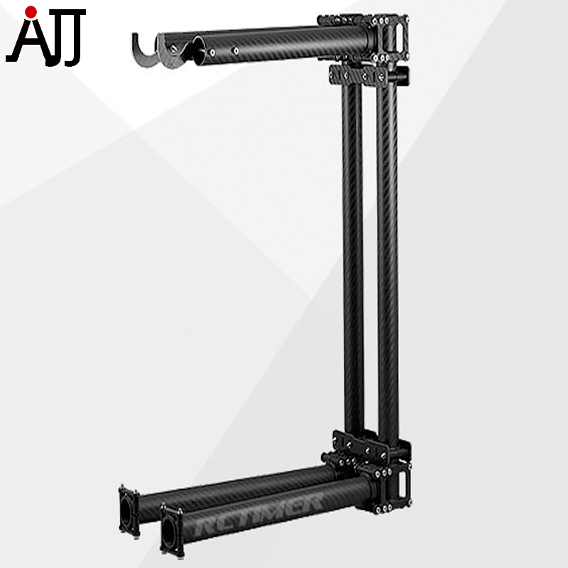 RCTimer Carbon Fiber Foldable Gimbal Stand G-Stand for FPV Quadcopter Camera Gimbal yuneec q500 typhoon quadcopter handheld cgo steadygrip gimbal black